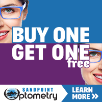 Sandpoint Optometry special offer: Buy one, get one free! Go see the deal»