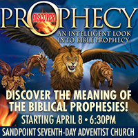 Discover the meaning of the Biblical Prophesies at Sandpoint Seventh-Day Adventist Church. Click here for more information.