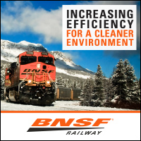The Northwest is home to nearly 4,000 BNSF Railway employees committed to protect the environment while safely and efficiently transporting our region's products to the world.