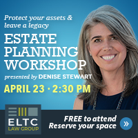 Estate & Long Term Care Law Group, your source for experienced and compassionate elder law assistance in Washington and Idaho. See more about free workshops here.