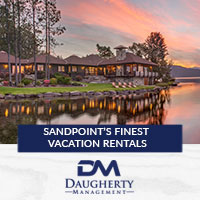 Daugherty Management and DM Vacations is the premier provider of quality, luxury vacation and long term rental homes in Sandpoint, Idaho.