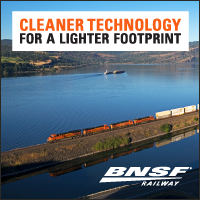 A top transporter of agriculture, energy, consumer goods and housing materials, BNSF proudly helps power, supply and feed homes and businesses across America.