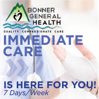 Comprehensive medical services for patients in Northern Idaho, Eastern Washington and Western Montana. Bonner General Health's main campus is located in downtown Sandpoint with outpatient clinics for surrounding areas.