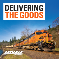 As a top transporter of consumer goods, agriculture, energy, and housing materials, BNSF Railway is proud to help feed, supply, and power homes and businesses across America.