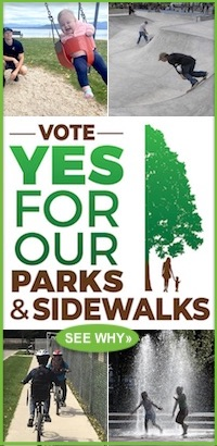 Sandpoint residents vote Nov. 2 on a 1% Local Option Tax to add 1 cent to a $1 purchase made in the city. The 1% LOT will let all outside the city who use parks and sidewalks share their cost! See more»