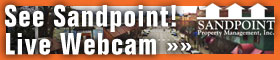 Sandpoint webcams