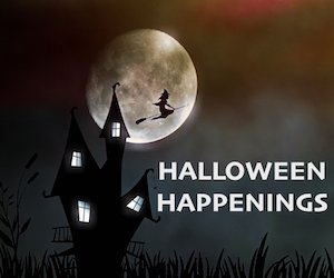 Halloween Happenings in Sandpoint Idaho