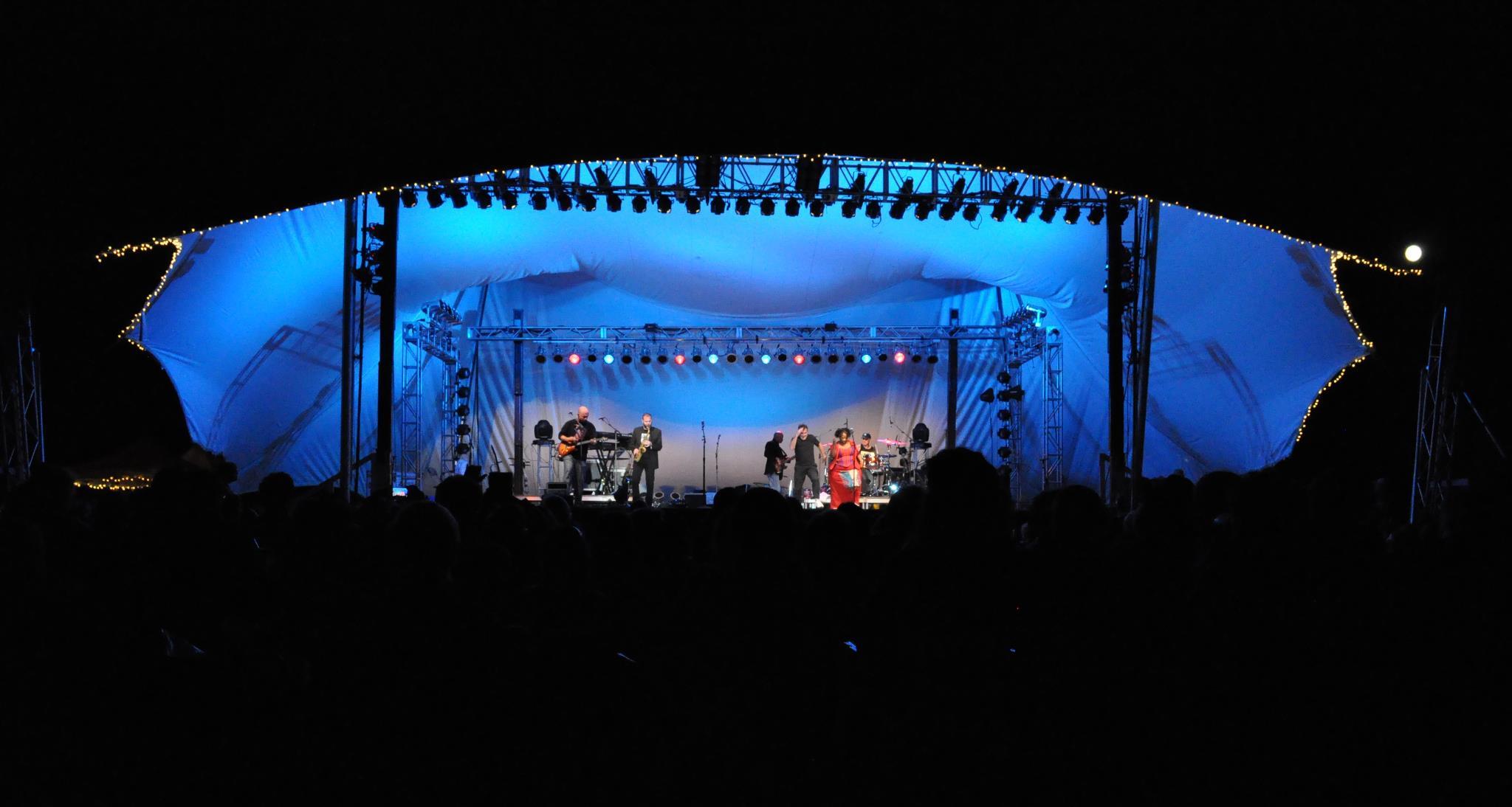 Music Festival in Sandpoint Idaho