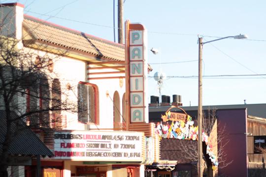 Panida Theater Sandpoint